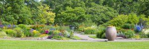 Gothenburg Botanical garden panorama